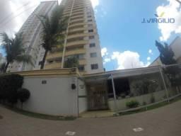Apartamento com 2 dormitórios à venda, 79 m² por R$ 370.000 - Jardim Goiás - Goiânia/GO