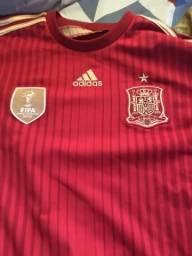 e5b852c131 Camisa seleção espanhola