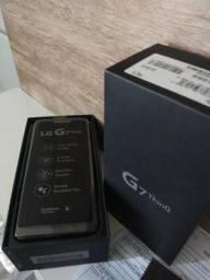 LG G7 ThinQ - À Prova D'água - 64Gb/4Gb RAM/SnapDragon 845 - zero!
