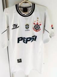 Camisa Corinthians 2000 raríssima