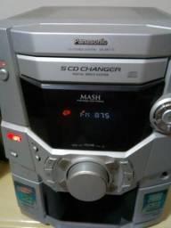 Som panasonic Scd charg . 5Cds