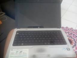 Vendo Notebook HP funcionando.apenas com bateria viciada
