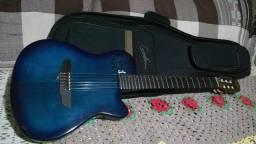 Violão Godin nylon série especial Blue