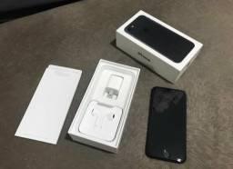 Iphone 7 32gb completo na caixa novinho
