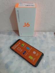 Galaxy j6 Violeta 32 Giga Completo Top