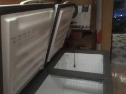 Freezer horizontal SEM MOTOR