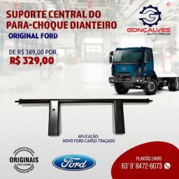 SUPORTE CENTRAL DO PARA-CHOQUE DIANTEIRO ORIGINAL FORD