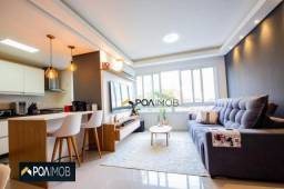 Apartamento com 2 dormitórios para alugar, 93 m² por R$ 2.900,00/mês - Petrópolis - Porto