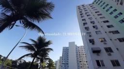 Financia e aceita FGTS: Apartamento no Camorim, 3 quartos, vista livre, só 290mil