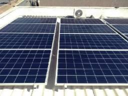 Kit Energia Solar Fotovoltaica Enorme Economia de Energia