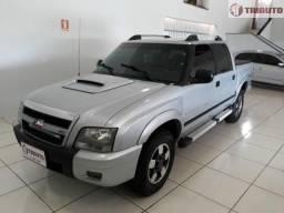 Chevrolet S-10 Executive CD 4x4  /// POR GENTILEZA LEIA TODO O ANÚNCIO - 2010
