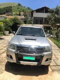 Toyota Hilux Apenas 93000km - 2012