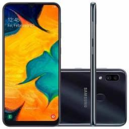 Samsung Galaxy A30 64gb menos de 1 ano