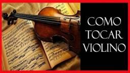 Aulas de violino do zero já