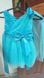 Vendo um vestido infantil de festa lindo