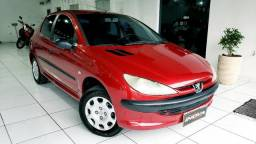 Peugeot 206 Selection 1.6 Completo - 2004