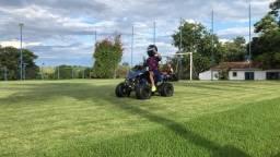 Quadriciclo infantil 49cc comprar usado  Alfenas