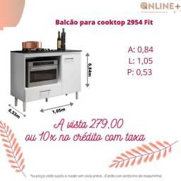 Do balcão pra forno e cooktop barato