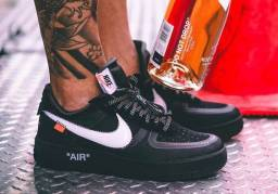 Tênis Nike air force off white