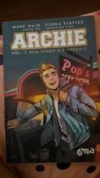 Livros da coleção Archie de Riverdade