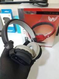 Fone sem fio Bluetooth Headset Altomex Original Entrega Grátis
