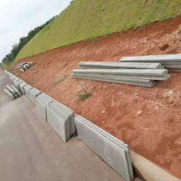 Tapumes e Muros de Concreto