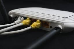 Instalação e configuração de roteadores