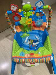 Cadeira da fisher price