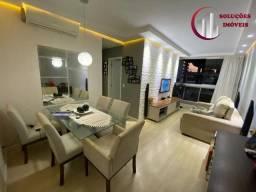 Lindo Apartamento Decorado Em Jardim Camburi 02 Quartos C/Suíte