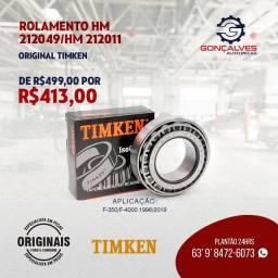 ROLAMENTO HM 212049/HM 212011 ORIGINAL