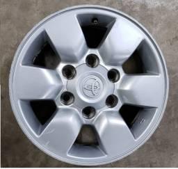Jogo de Rodas aro 15 Original Toyota Hilux