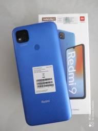 Global! Redmi 9 64 4 de RAM da Xiaomi.. Novo lacrado com garantia e entrega
