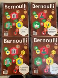 Livros Bernoulli semi-novos