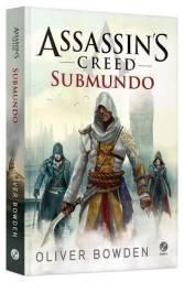 Livro assassins creed submundo