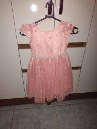 Título do anúncio: Vestido pra festa rosa