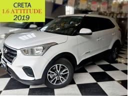 Título do anúncio: Hyundai Creta 1.6 Atitude Baixo KM