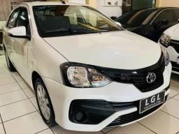 Etios Sedan X 1.5 (Flex) 2019