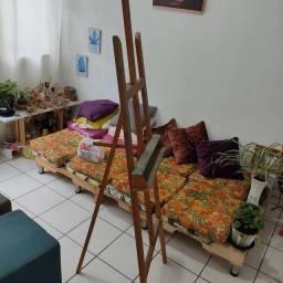 Cavalete de Pintura (chão) 30reais