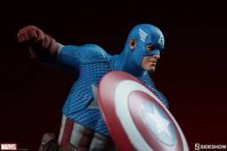 Título do anúncio: Estatua Sideshow capitão america avangers iron studios xm prime