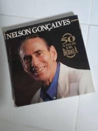 Disco de vinil: Coleção do Nelson Gonçalves