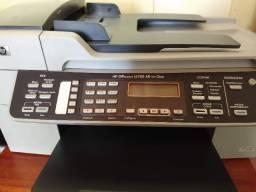 Impressora HP Multifuncional - Funcionando