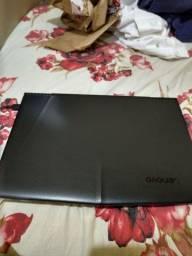 Vende se notebook legion Lenovo y520 retirada de pecas sem HD sem sdd não tem memória RAM