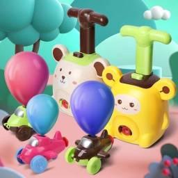 Brinquedo Encher balão ?