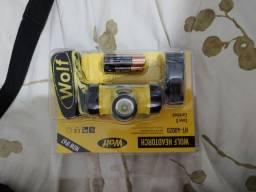 Título do anúncio: Lanterna Wolf intrinsecamente segura (zona 0) - ATEX LED HT-400Z0 HEADTORCH (EX) nova