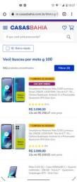 Título do anúncio: Motorola moto g 100
