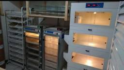 Equipamentos para incubação