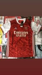 Camisa de time Arsenal