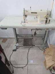 Vendo máquina de costura reta lanmax
