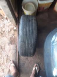 Vendo rada completa aro 16 pneu 205x55