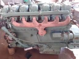 Título do anúncio: motor mercedes om 355-6 aspirado  275cv R$8.800,00 em perfeito estado (G.de Funcionamento)